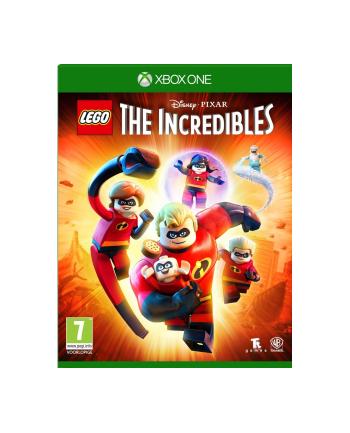 warner bros interactive Gra Xbox One Lego Iniemamocni PL Dubbing (wersja BOX; PL; od 7 lat)