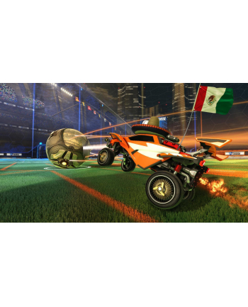 no name Gra Xbox One Rocket League Collectors Edition (wersja BOX; ENG; od 3 lat)
