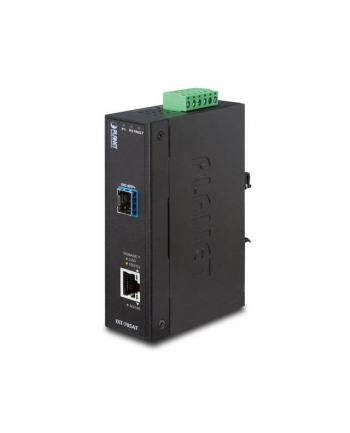 PLANET KONWERTER MEDIÓW IXT-705AT (10GB RJ45 -> 10GB SFP +  PRZEMYSŁOWY)