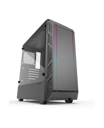Obudowa Phanteks PH-EC350PTG_DBK (ATX  Extended ATX  Micro ATX  Mini ITX; kolor czarny)