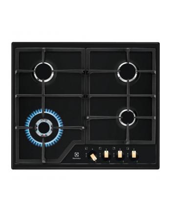 Płyty gazowa Electrolux EGS6436RK (4 pola grzejne; kolor czarny)