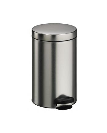 Kosz na śmieci Meliconi 8006023041817 (kolor srebrny)