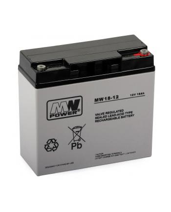 Akumulator MPL POWER ELEKTRO MWS 18-12 12V 18Ah