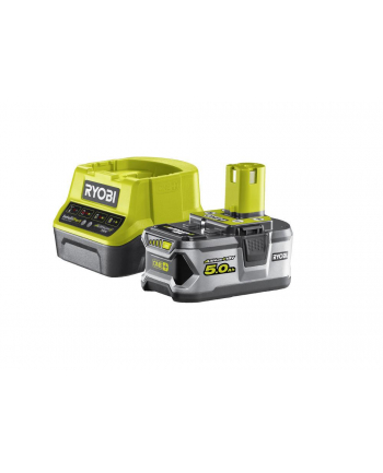 Akumulator +ładowarka RYOBI RC18120-150 ONE+ 5133003366 (5000 mAh; Li-Ion)