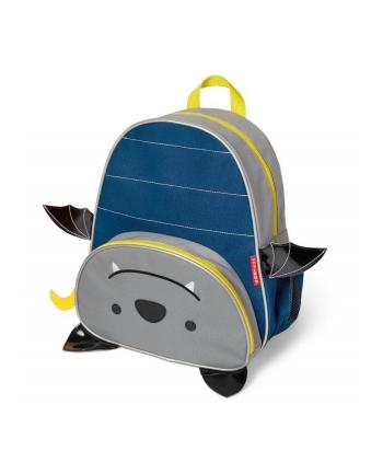 Plecak SKIP HOP Zoo Nietoperz (kolor szary)