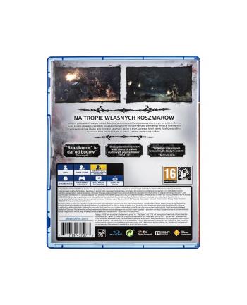 sony Gra BLOODBORNE (wersja BOX; Blu-ray; PL - kinowa; od 16 lat)