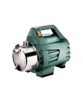 Pompa ogrodowa  Metabo Inox P4500 600965000