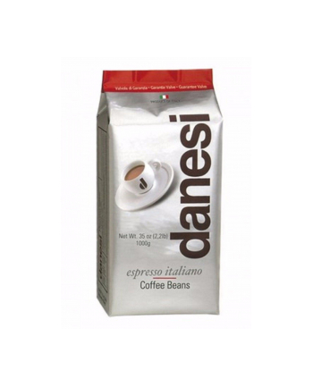 Kawa ziarnista 1000g danesi caffe 50% Arabica  50% Robusta (8000135040003)