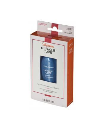 Odżywka Sally Hansen Miracle Cure Szybkoschnący  Trwały  Utwardzający (13 3 ml; Bezbarwny )