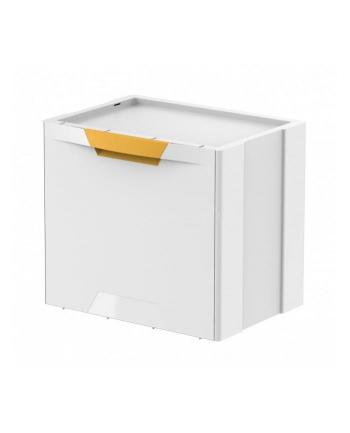Kosz   do segregacji  Meliconi  8006023266852 (kolor biały  kolor żółty)