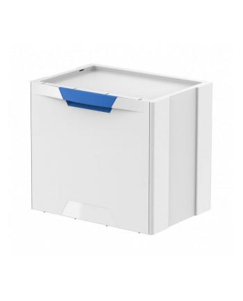 Kosze Meliconi  8006023266876 (kolor biały  kolor niebieski)