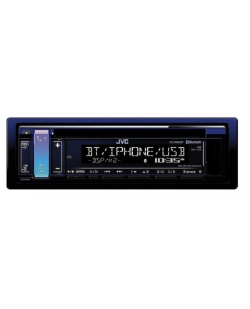 Radioodtwarzacz JVC KDR-494 (CD + USB + AUX)