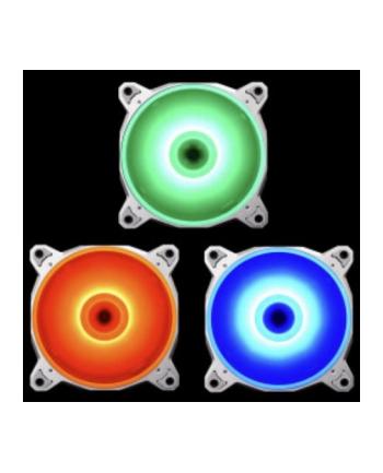 Wentylator LIAN LI BRLITE120-3S (120 mm; 1000 obr/min  2000 obr/min; RGB)