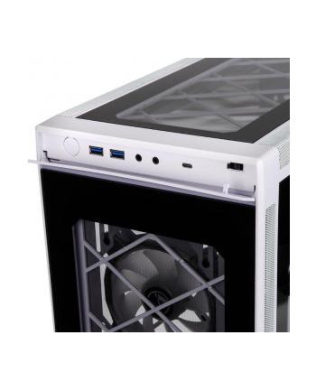 Obudowa LIAN LI Alpha Alpha 550W (ATX  Micro ATX  Mini ITX; kolor biały)