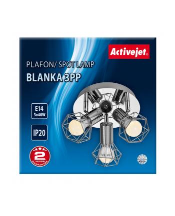 Plafon Activejet AJE-BLANKA 3PP (120 W; E14 x 3)