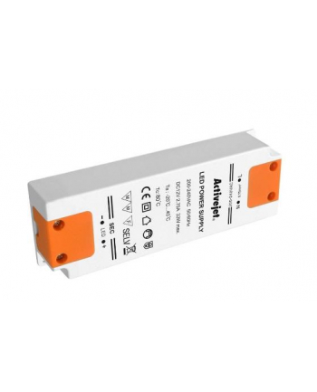 activejet Zasilacz stałonapięciowy LED 33W IP20