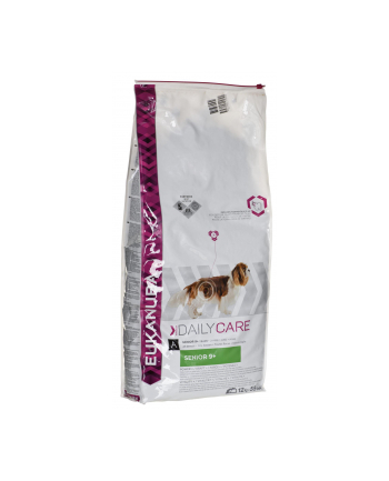 Karma EUKANUBA Dog Dry Daily Care Adult Senior 9+ All Breeds (12 kg )