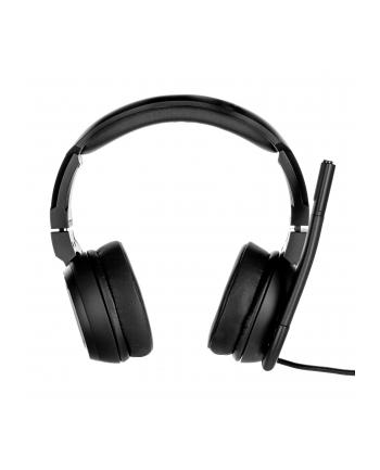 Słuchawki AVerMedia GH337 40AAGH337APK (kolor czarny)