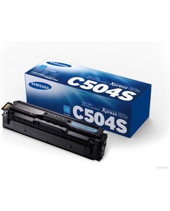 hewlett-packard Toner HP SU025A (oryginał CLT-C504S/ELS CLTC504S; 1 800 stron; niebieski)
