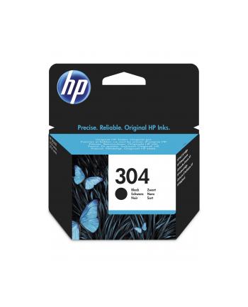 hewlett-packard Tusz HP N9K06AE (oryginał HP304 HP 304; 4 ml; czarny)