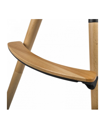 Krzesełko do karmienia KinderKraft  KKKFINIBLK0000 (kolor szary)