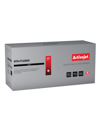 Toner Activejet ATH-F540NX (zamiennik HP CF540X; Supreme; 3 200 stron; czarny)