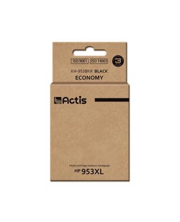 Tusz ACTIS KH-953BKR (zamiennik HP 953XL L0S70AE; Premium; 50 ml; czarny)