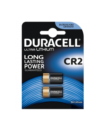 Baterie litowe Duracell (Li; x 1)