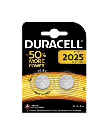 Baterie Duracell (Li; x 2)
