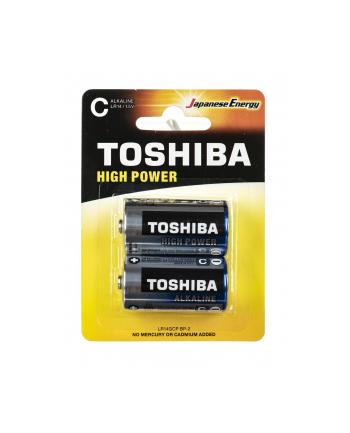 Baterie alkaliczne Toshiba LR14GCP BP-2 (Alkaliczny manganowy; x 2)
