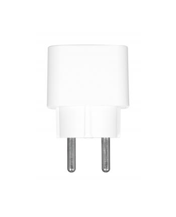 Ładowarka sieciowa IBOX ILUC34W (USB; kolor biały)