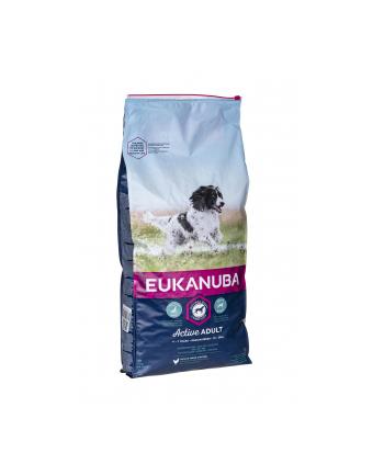 Karma EUKANUBA Adult Medium Breeds Chicken (15 kg )