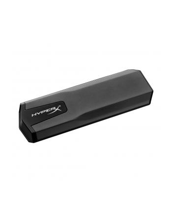 Dysk zewnętrzny SSD Kingston SAVAGE EXO SHSX100/480G (480 GB; USB 3.1; kolor czarny)