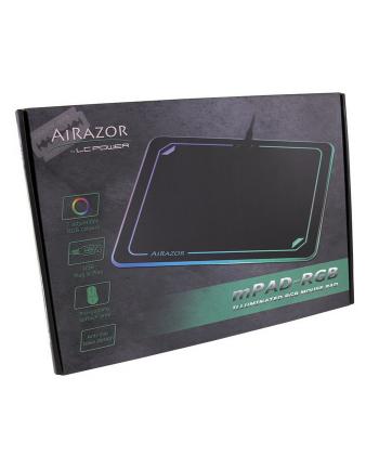 Podkładka pod mysz LC-POWER LC-MPAD-RGB (352mm x 260mm)