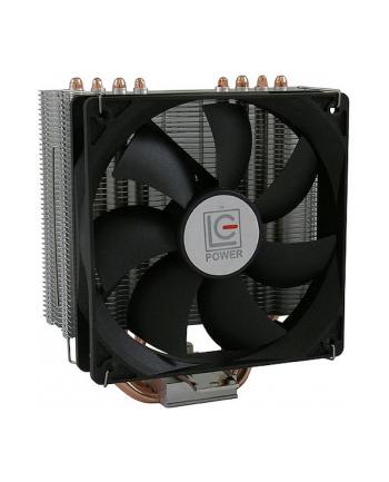 Chłodzenie CPU LC-POWER  LC-CC-120 (AM2  AM2+  AM3  AM3+  AM4  FM1  FM2  LGA 1150  LGA 1151  LGA 1155  LGA 1156  LGA 1366  LGA 2011  LGA 2011-3  LGA 2066  LGA 775)