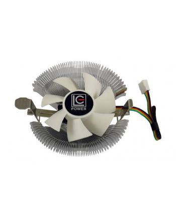 Chłodzenie CPU LC-POWER  LC-CC-85 (AM2  AM2+  AM3+  AM4  FM1  FM2  LGA 1150  LGA 1151  LGA 1155  LGA 1156  LGA 775)