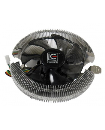 Chłodzenie CPU LC-POWER  LC-CC-94 (AM2  AM3  AM4  FM1  FM2  LGA 1150  LGA 1151  LGA 1155  LGA 1156  LGA 775)