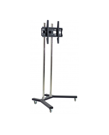 Uchwyt na wózku do monitora Edbak TR1-b (Stojak  Uchylny - 70 ; max. 80kg)