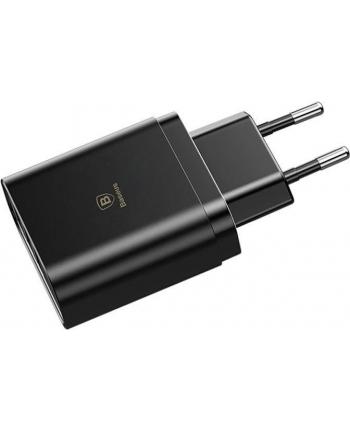 Ładowarka Baseus CCALL-BH01 (USB 3.0; kolor czarny)