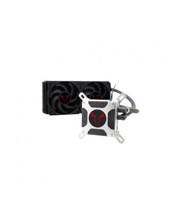 Chłodzenie CPU RIOTORO TR-240 (AM2  AM3  AM4  FM1  FM2  LGA 1150  LGA 1151  LGA 1155  LGA 1156  LGA 1366  LGA 2011  LGA 2011-3)