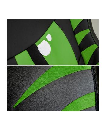 Fotel WARRIOR CHAIRS Dragon 5903293761052 (kolor zielony)