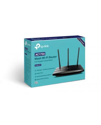Router TP-LINK Archer A7 (xDSL; 2 4 GHz  5 GHz) AC1750