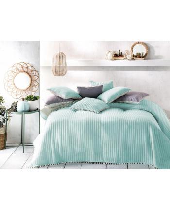 Narzuty Room99 ROM1266 (200x220 cm; kolor miętowy)