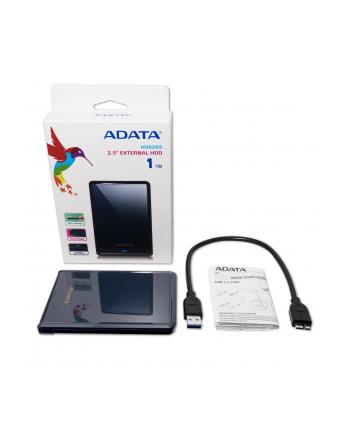 Dysk zewnętrzny HDD ADATA HV620s AHV620S-1TU3-CBL (1 TB; 2.5 ; USB 3.0; kolor niebieski)