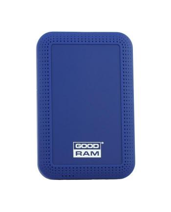 Dysk zewnętrzny HDD GoodRam DataGo HDDGR-03-500 (500 GB; 2.5 ; USB 3.0; kolor niebieski)