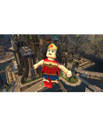 warner bros interactive Gra LEGO DC Super-Villains Super Złoczyńcy (wersja BOX; Blu-ray; ENG; od 7 lat)