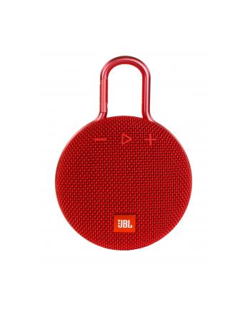 Głośniki bluetooth JBL CLIP3 JBLCLIP3RED