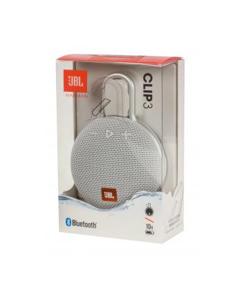 Głośniki bluetooth JBL CLIP3 JBLCLIP3WHT