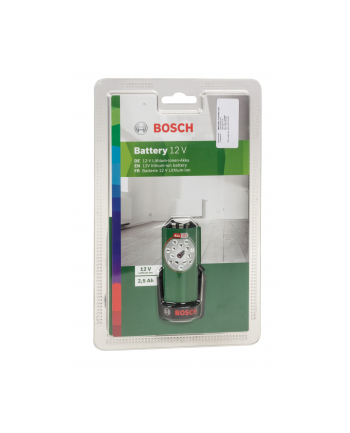 Akumulator wsuwany  Do Bosch Power For All  BOSCH PBA 1600A00H3D (2500 mAh; Li-Ion)