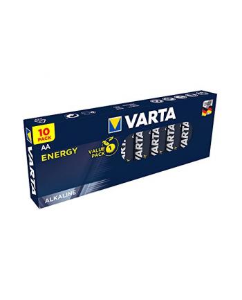 Baterie alkaliczne    VARTA  Mignon AA LR06 (x 10)
